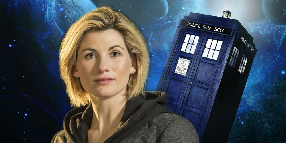 Jodie Whittaker Will Take Doctor Who To A Whole New Level, Says David Tennant