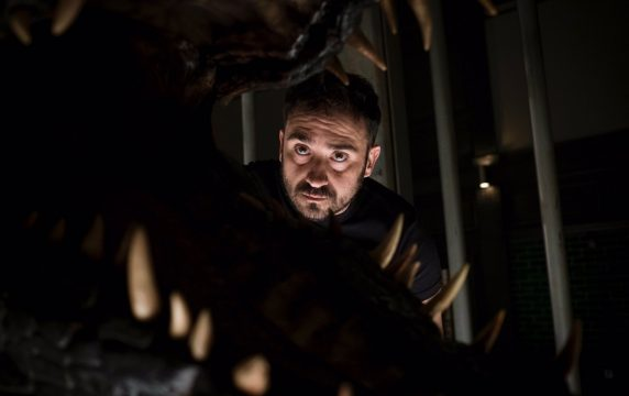 Jurassic World: Fallen Kingdom Reportedly Features A T-Rex/Raptor Hybrid