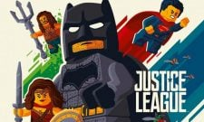 Justice League Becomes Justice LEGO In New SDCC Poster