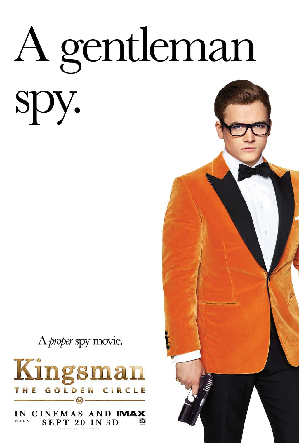 Wild TV Spot For Kingsman: The Golden Circle Cordially Invites You To Dinner
