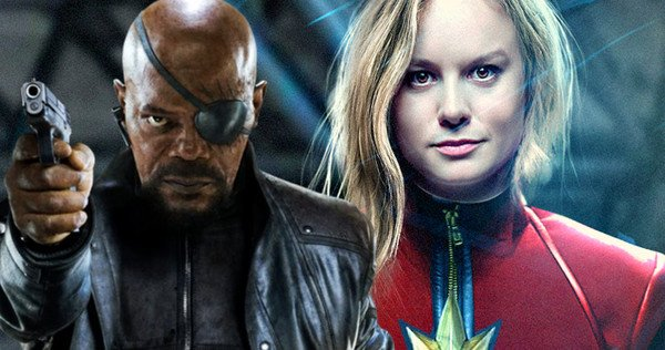 Captain Marvel Will Make Room For Samuel L  Jackson's Nick Fury