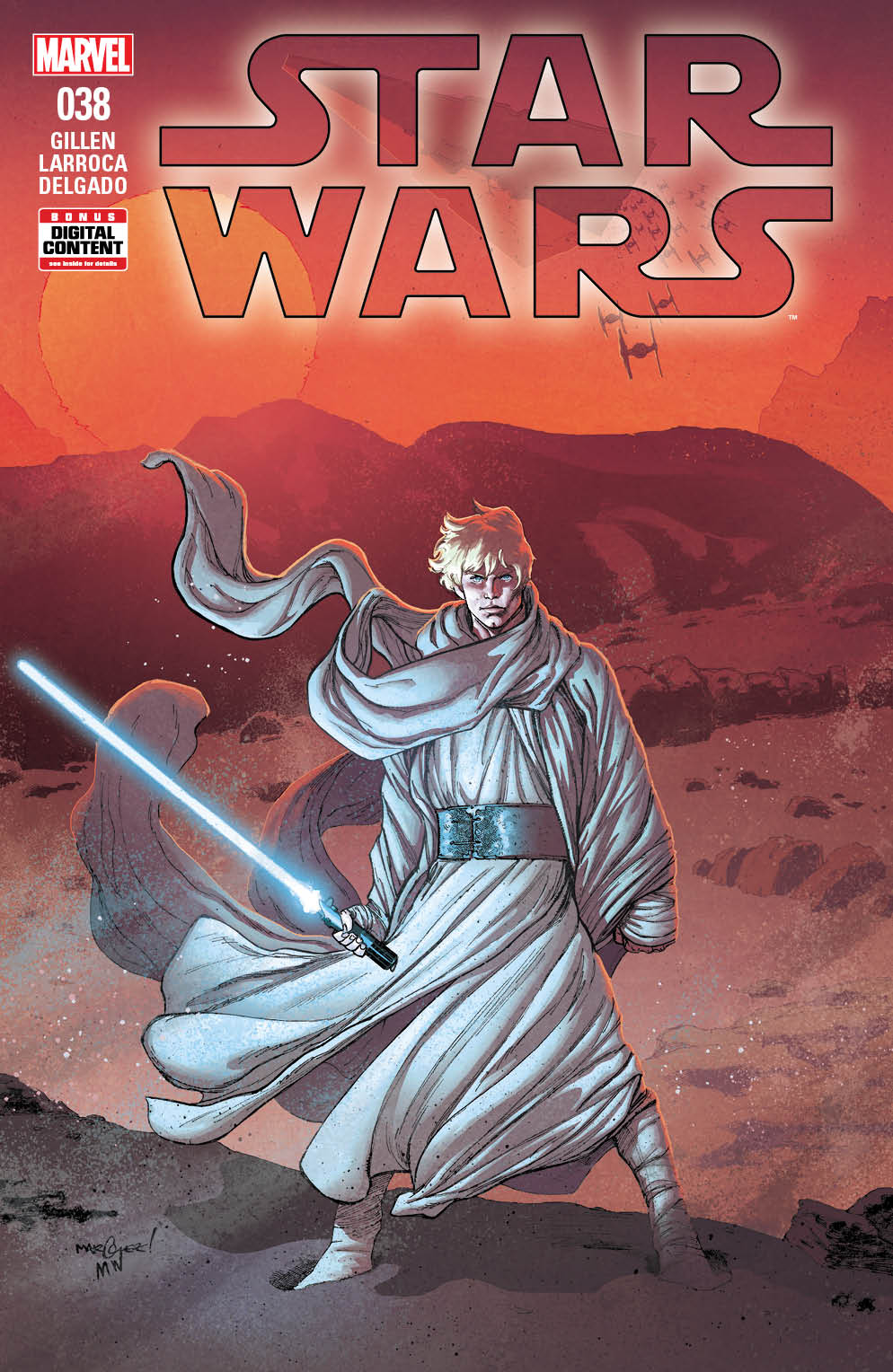 Kieron Gillen Takes Over Flagship Star Wars Book This Fall