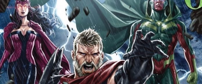 Secret Empire #6 Review
