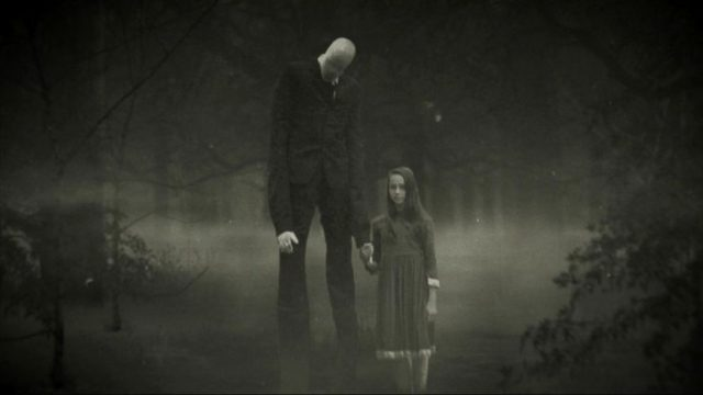 Haunting First Trailer For Slender Man Creeps Online