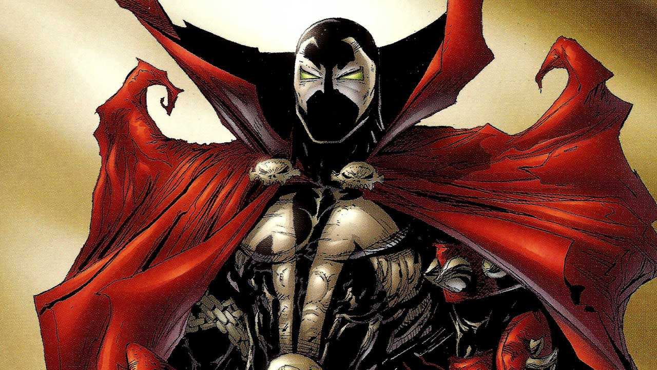 Spawn Reboot Has A Rough Draft Done, Todd McFarlane Taking Calls From Producers