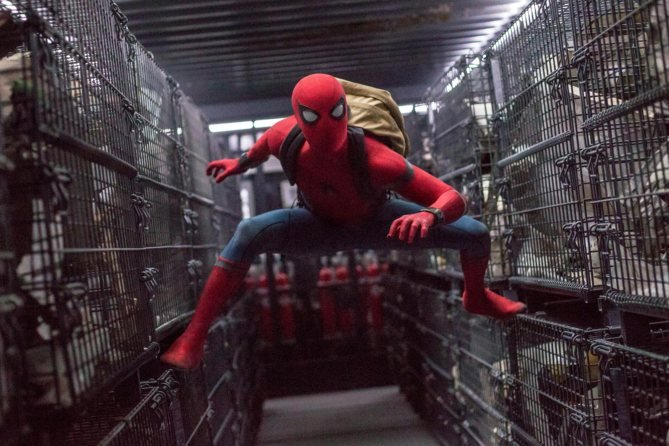 Early Reviews For Spider-Man: Homecoming Almost Brought Tom Holland To Tears