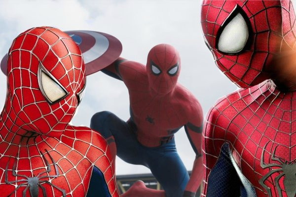 Tom Holland On Meeting Former Spider-Man Actors Tobey Maguire And Andrew Garfield