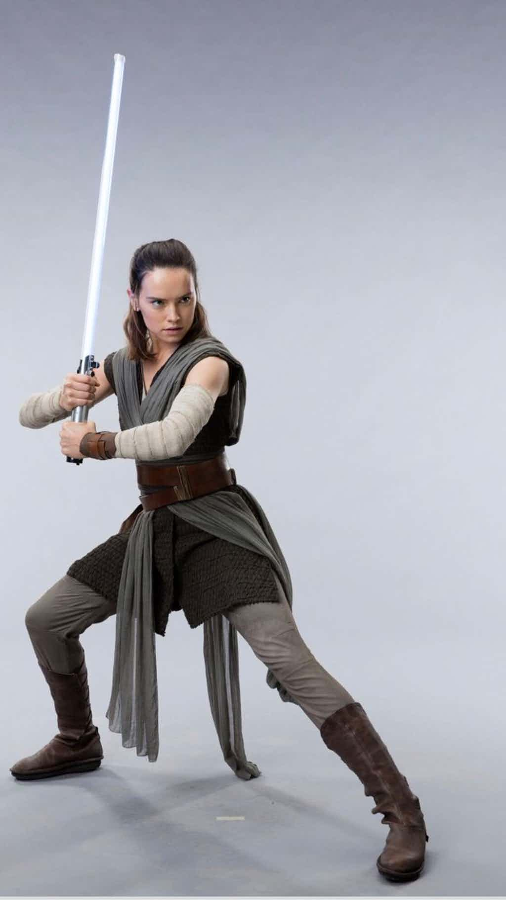 The Force Is Strong In This Batch Of Promo Images For Star Wars: The Last Jedi