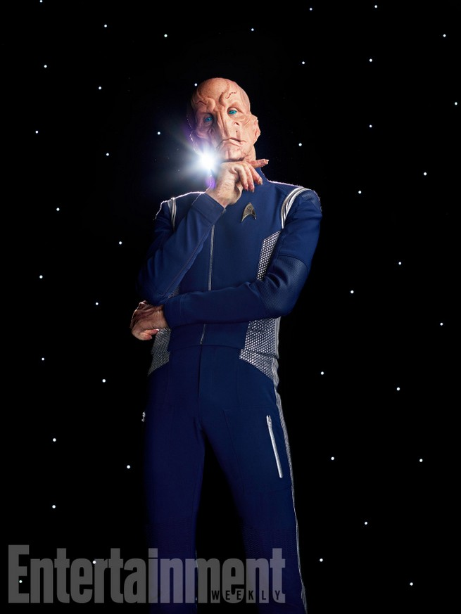 New Photos From Star Trek: Discovery Beam Online