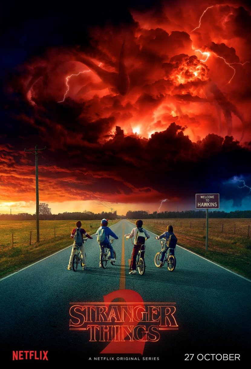 Stranger Things Season 2 Locked In For Late October, New Promo Welcomes You Back To Hawkins