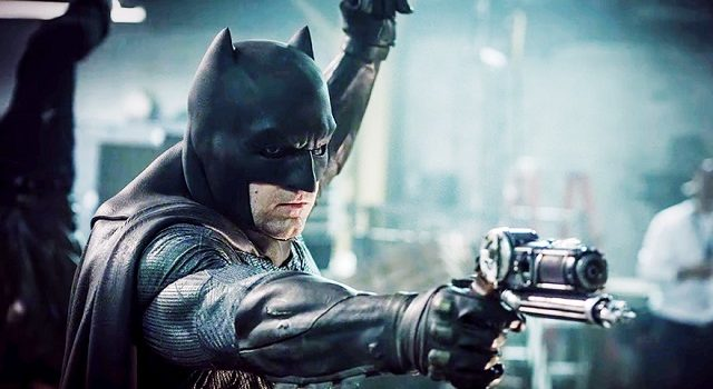 "Ben Affleck On Batman: ""I'm In It For As Long As They'll Have Me"""