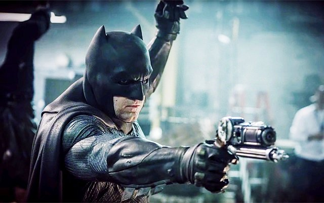 Matt Reeves Won't Be Using Ben Affleck's Batman Script