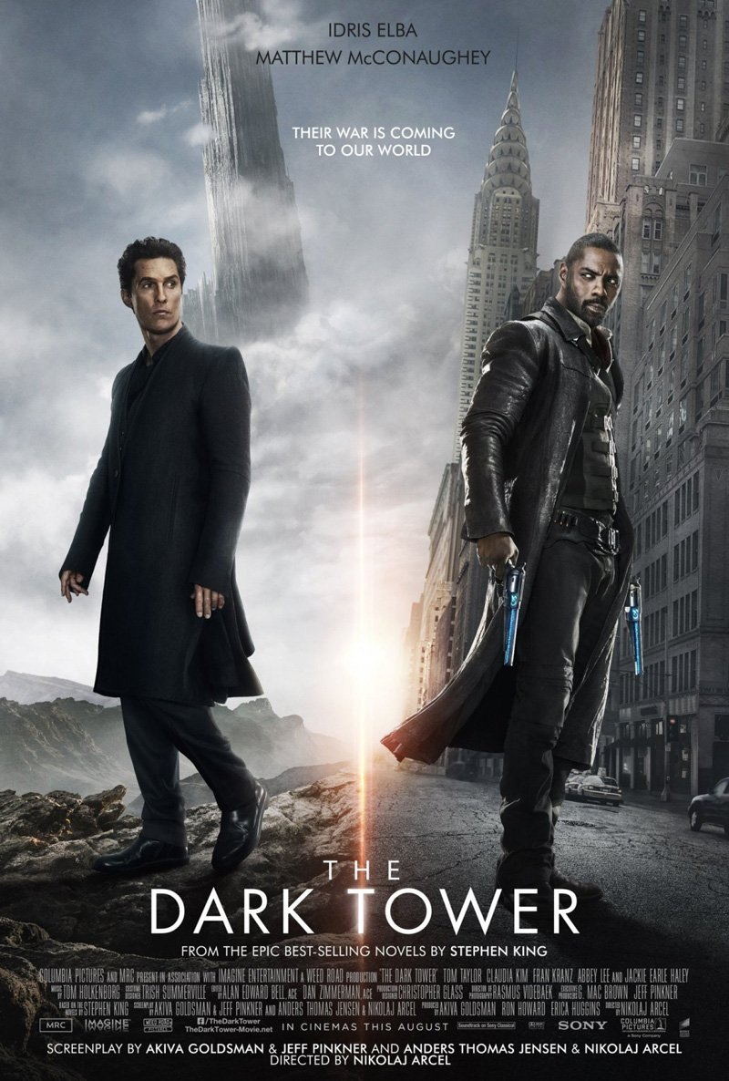 The Dark Tower 2 In The Works, TV Series Will Be A Complete Reboot
