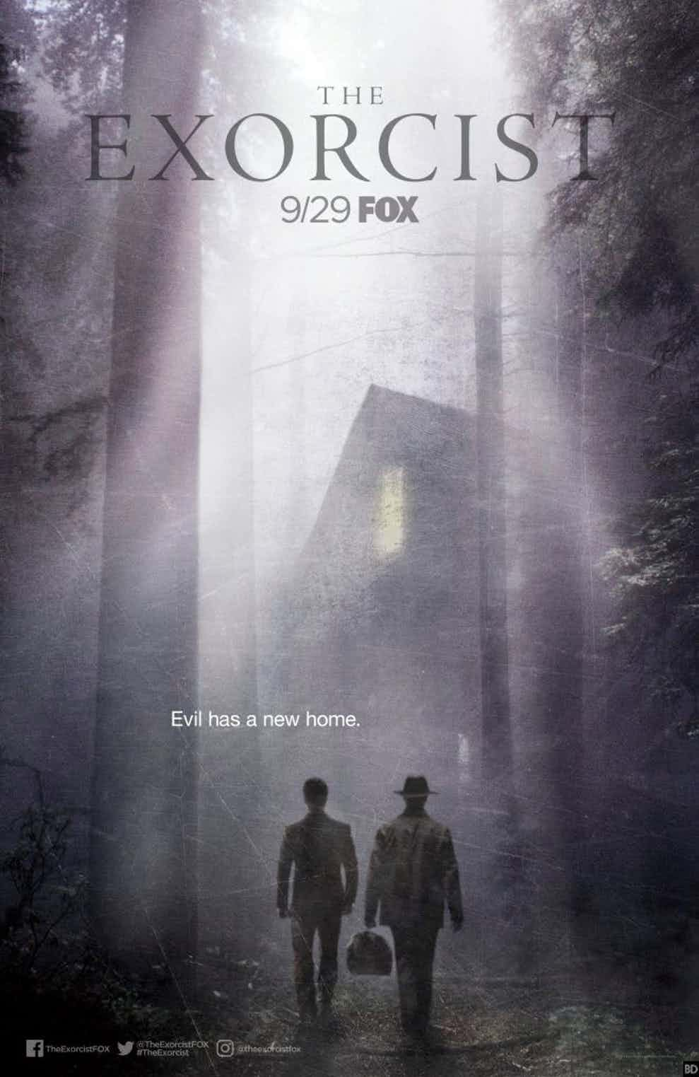 A New Breed Of Horror Takes Shape In This Eerie Poster For The Exorcist Season 2