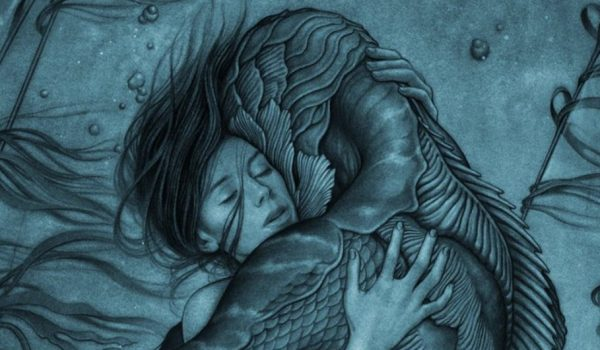 Romantic First Trailer For Guillermo Del Toro's The Shape Of Water Swims Online