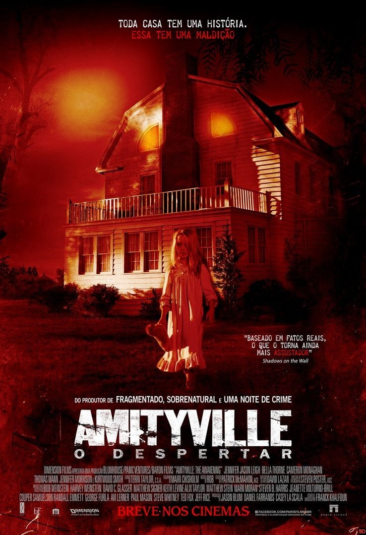 Amityville: The Awakening International Trailer And Poster Hint At August Release