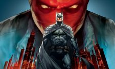 Supernatural's Jensen Ackles Poses With Red Hood Costume