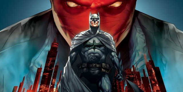 under the red hood animated films