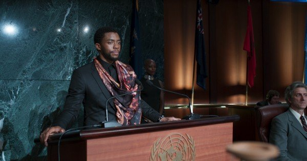Marvel Royalty Features In This Blistering New TV Spot For Black Panther