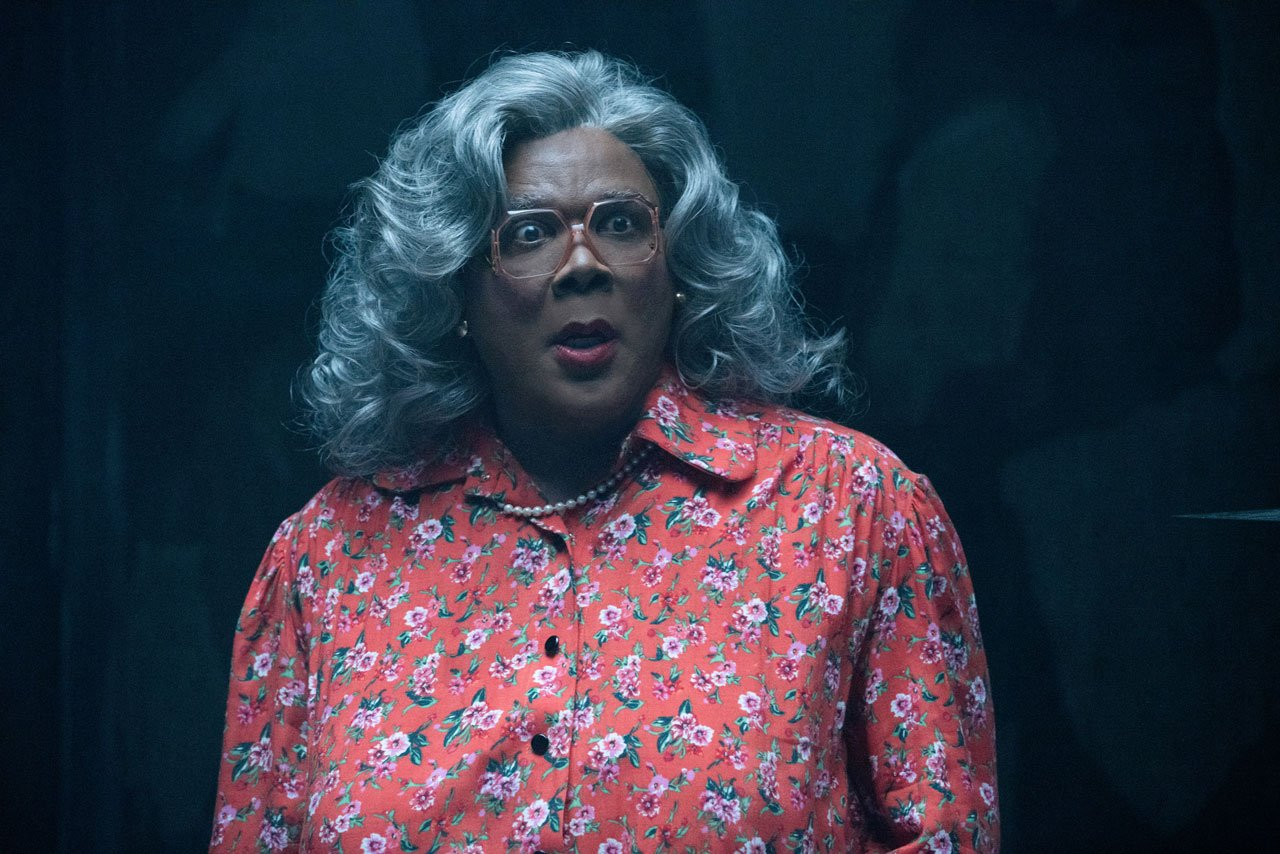 Teases Boo 2! A Madea Halloween With New Trailer