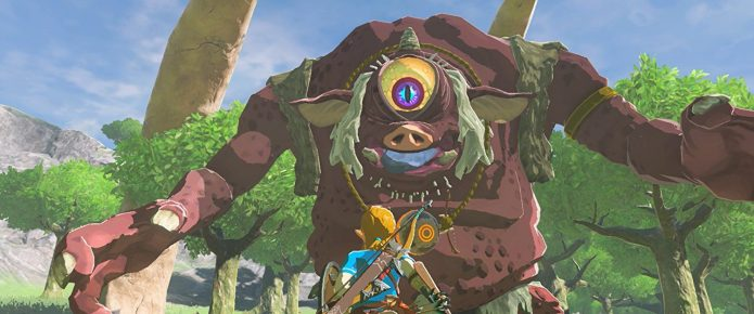 First Footage For The Legend Of Zelda: Breath Of The Wild's Story DLC Has Surfaced