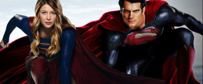 Does The New Justice League Trailer Hint At Supergirl?