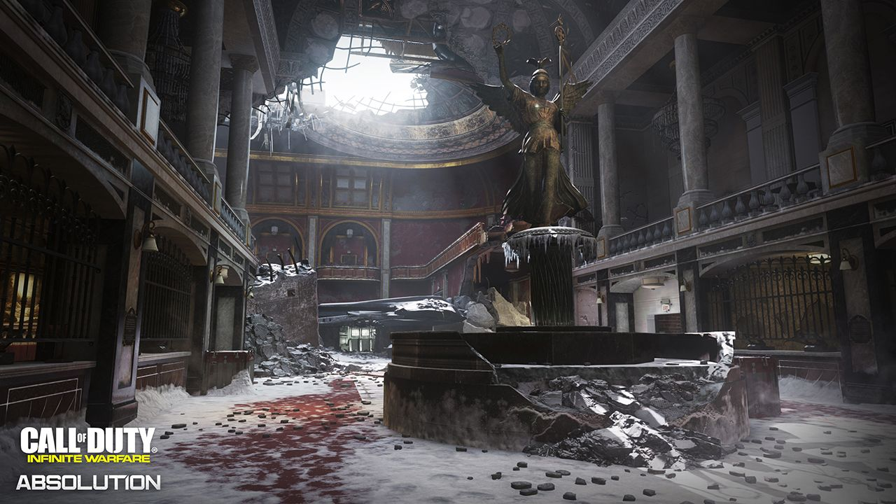 Call Of Duty: Infinite Warfare's Absolution Map Pack Arrives This Week On PlayStation 4