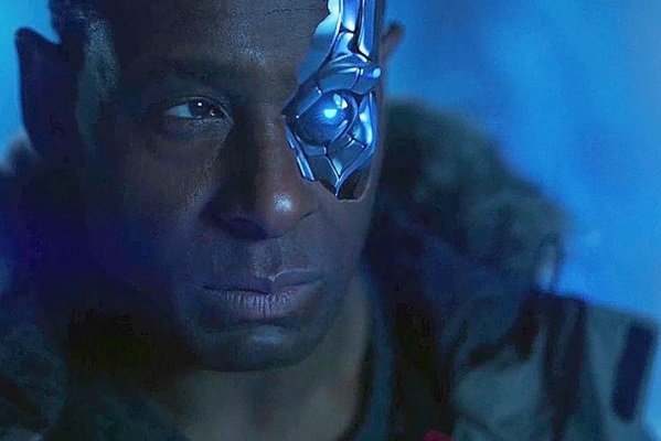 David Harewood Doesn't Like Playing Cyborg Superman On Supergirl