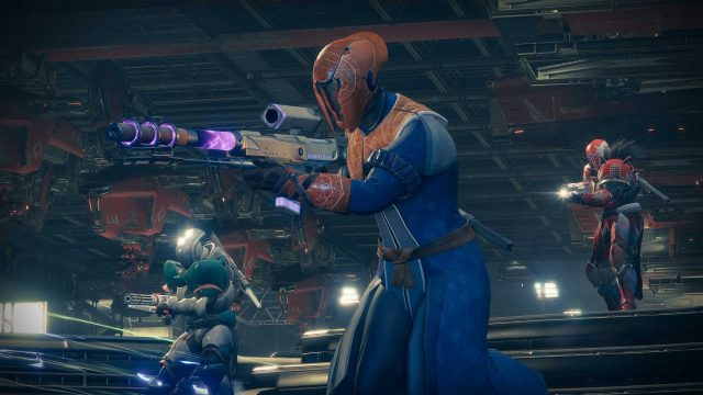 New Destiny 2 Gameplay Showcases High Stakes Survival Mode, Altar Of Flame PvP Map