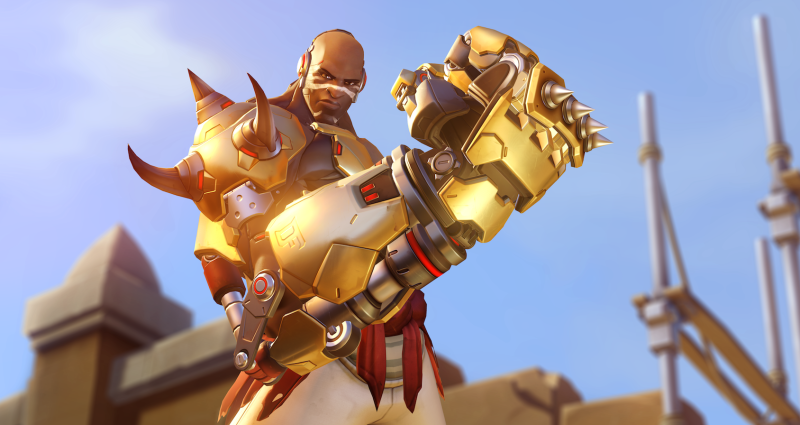 Blizzard Heralds The Arrival Of Doomfist With Latest Overwatch PTR Update