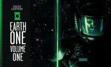 DC Announces Green Lantern: Earth One