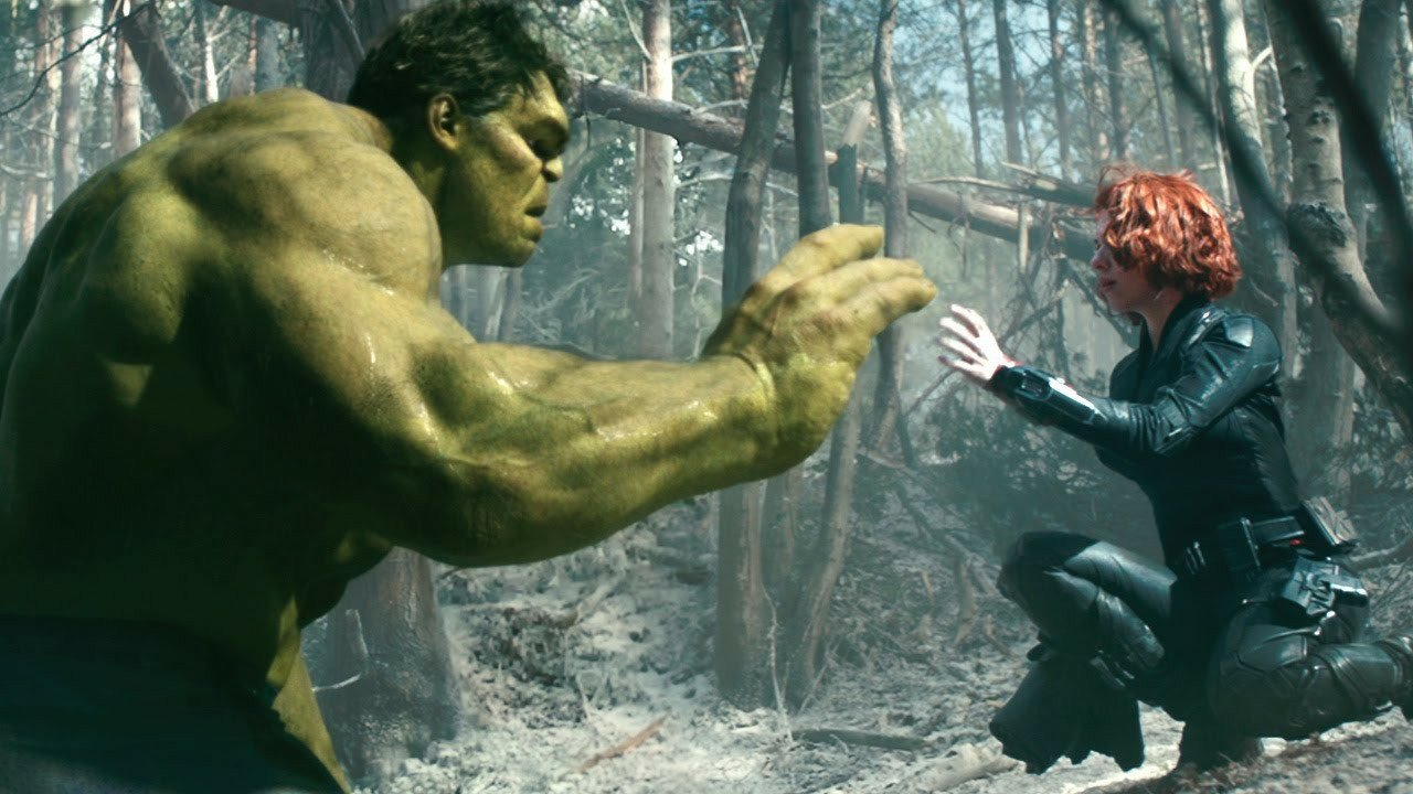 Hulk And Black Widow Likely Won't Rekindle Romance In Avengers: Infinity War