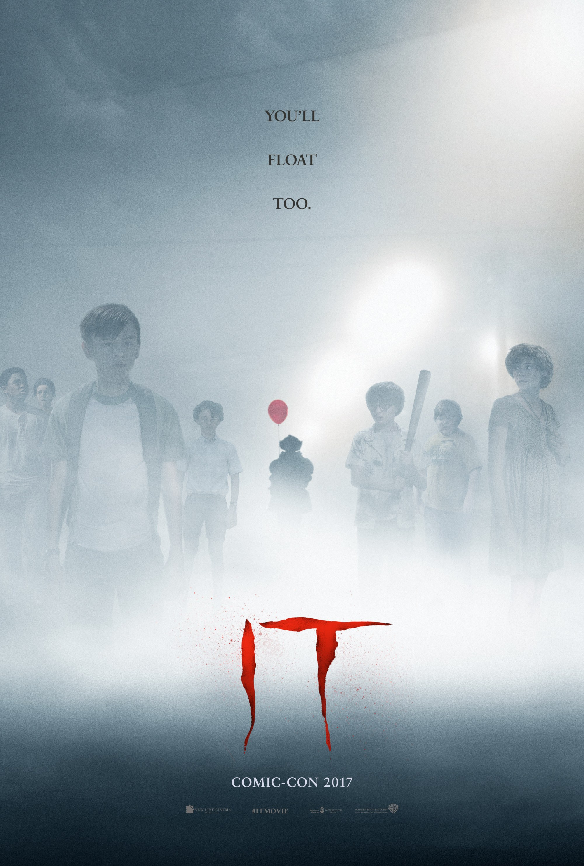 SDCC Poster For It Floats Online; Joe Hill Says Adaptation Is Among The Scariest Films Ever Made
