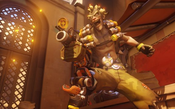 Overwatch's Junkrat Will Soon Be Getting Some Explosive Buffs, Blizzard Confirms