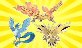 Pokemon GO Legendary Birds Finally Unveiled, First To Debut This Weekend