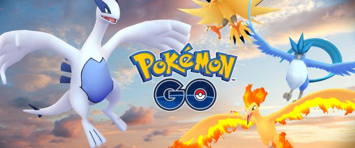 Pokemon GO: Niantic Confirms Release Dates For Zapdos And Moltres
