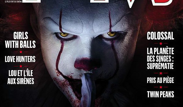 Pennywise Continues To Terrify In New It Image