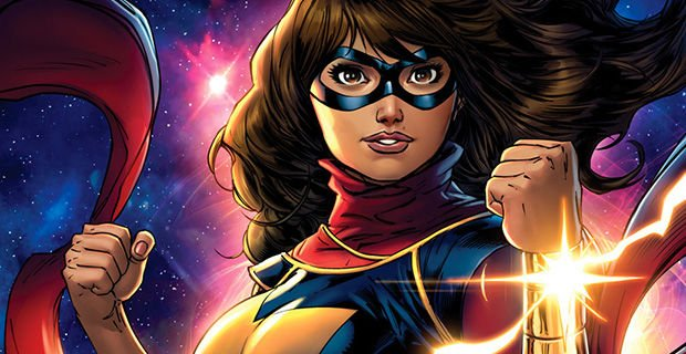 Is That Ms. Marvel Show Finally About To Become A Reality?