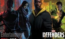Marvel's Defenders Assemble In New Comic-Con Trailer