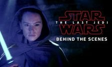 Disney Brings Star Wars: The Last Jedi Behind The Scenes Featurette To D23