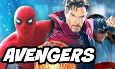 Spidey And Doctor Strange Team Up In Leaked Avengers: Infinity War Photo