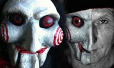 A Glowering John Kramer Looms Over Jigsaw's Comic-Con Poster
