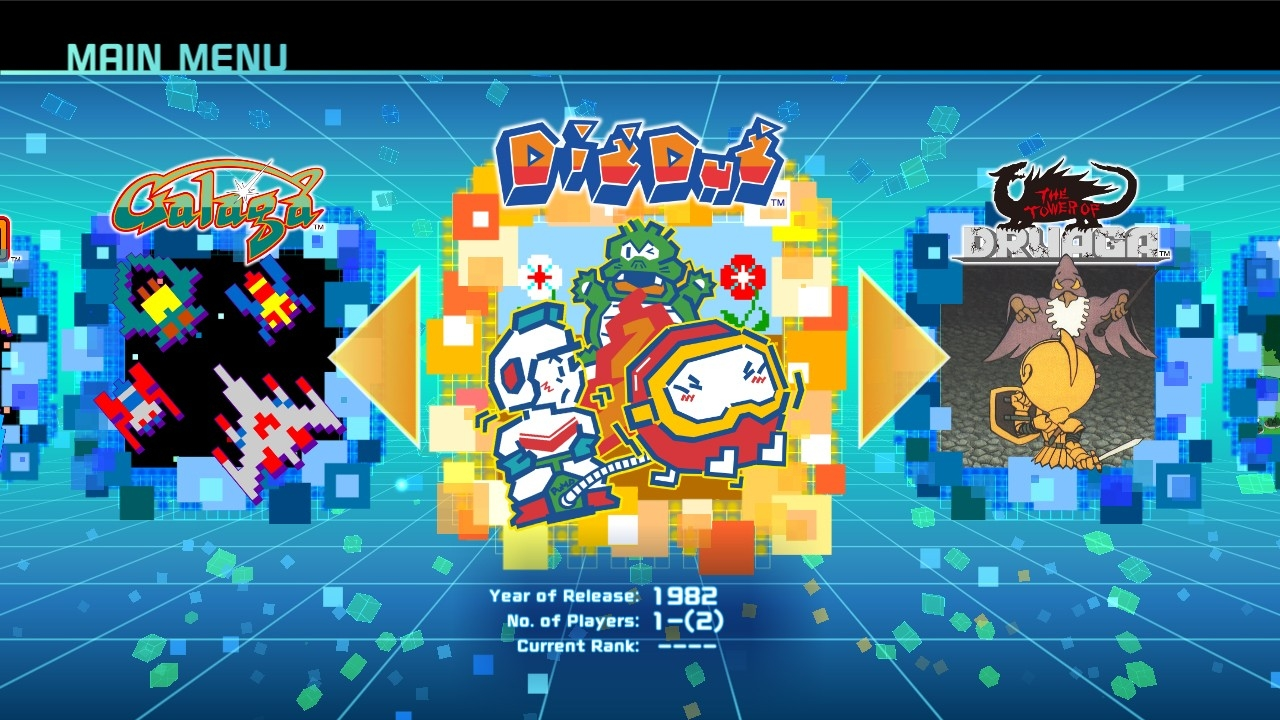 Namco Museum Review: Another Go Around
