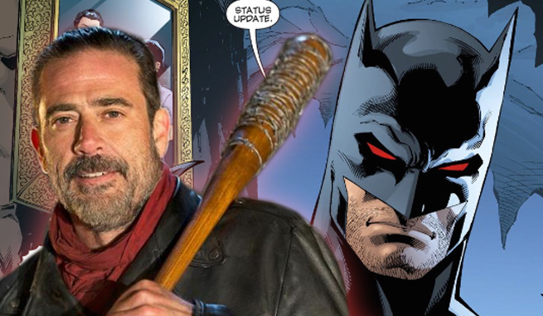 Will Flashpoint See Jeffrey Dean Morgan As Batman?