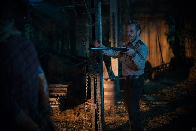 A Nightmarish Legacy Begins To Unfold In This Red Band Leatherface Trailer