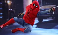 New Concept Art For Peter's Homemade Suit In Spider-Man: Homecoming Surfaces