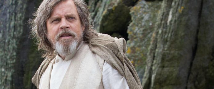 Disney CEO Bob Iger Says Star Wars: The Last Jedi Features Mark Hamill's Best Performance To Date