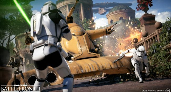 6 Iconic Locations We'd Love To Visit In Star Wars Battlefront II
