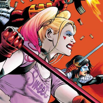 Suicide Squad #21 Review