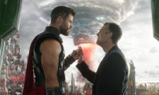 High-Res Action Shots For Thor: Ragnarok Tease Hela And A Superhero Bromance